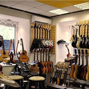 Музыкальные магазины Долгопрудного