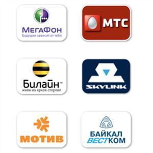 Операторы сотовой связи Долгопрудного
