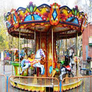 Парки культуры и отдыха Долгопрудного